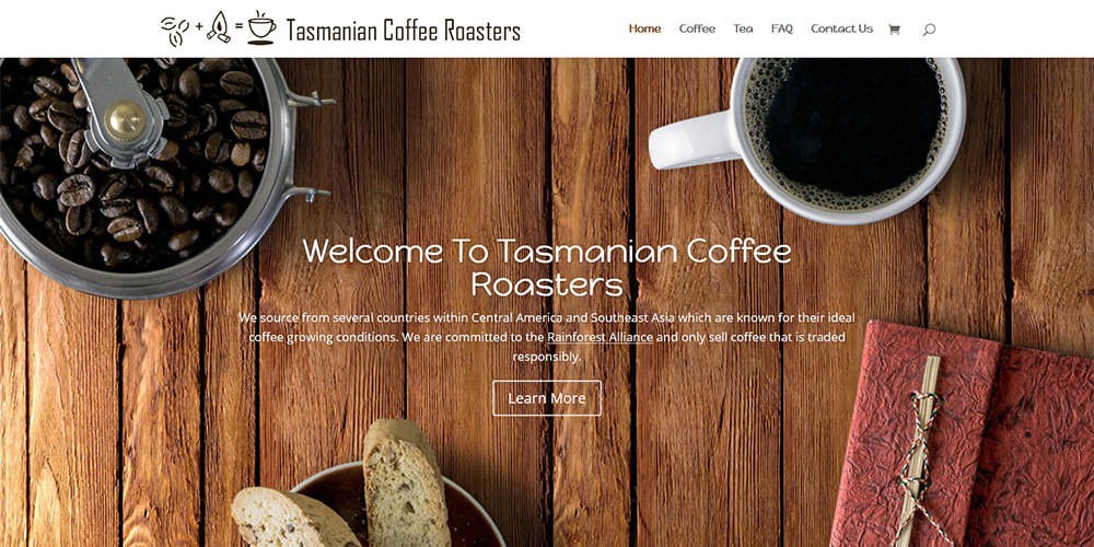 Tasmanian Coffee Roasters