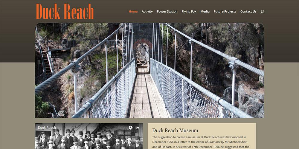 Duck Reach Museum