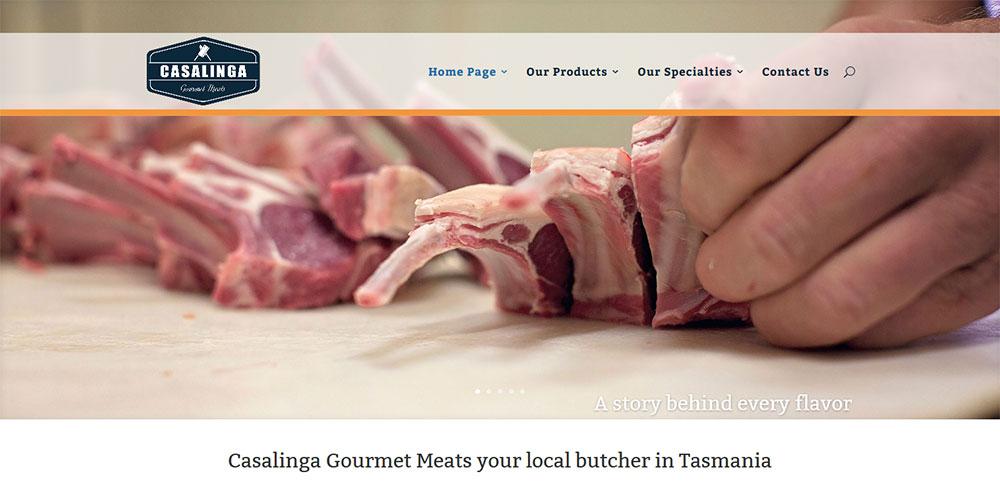 Casalinga Gourmet Meats